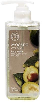 The Face Shop Avocado Body Lotion