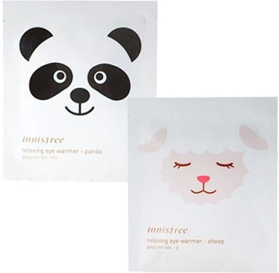 Innisfree Relexing Eye Warmer