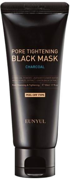 Eunyul Pore Tightening Black Mask фото