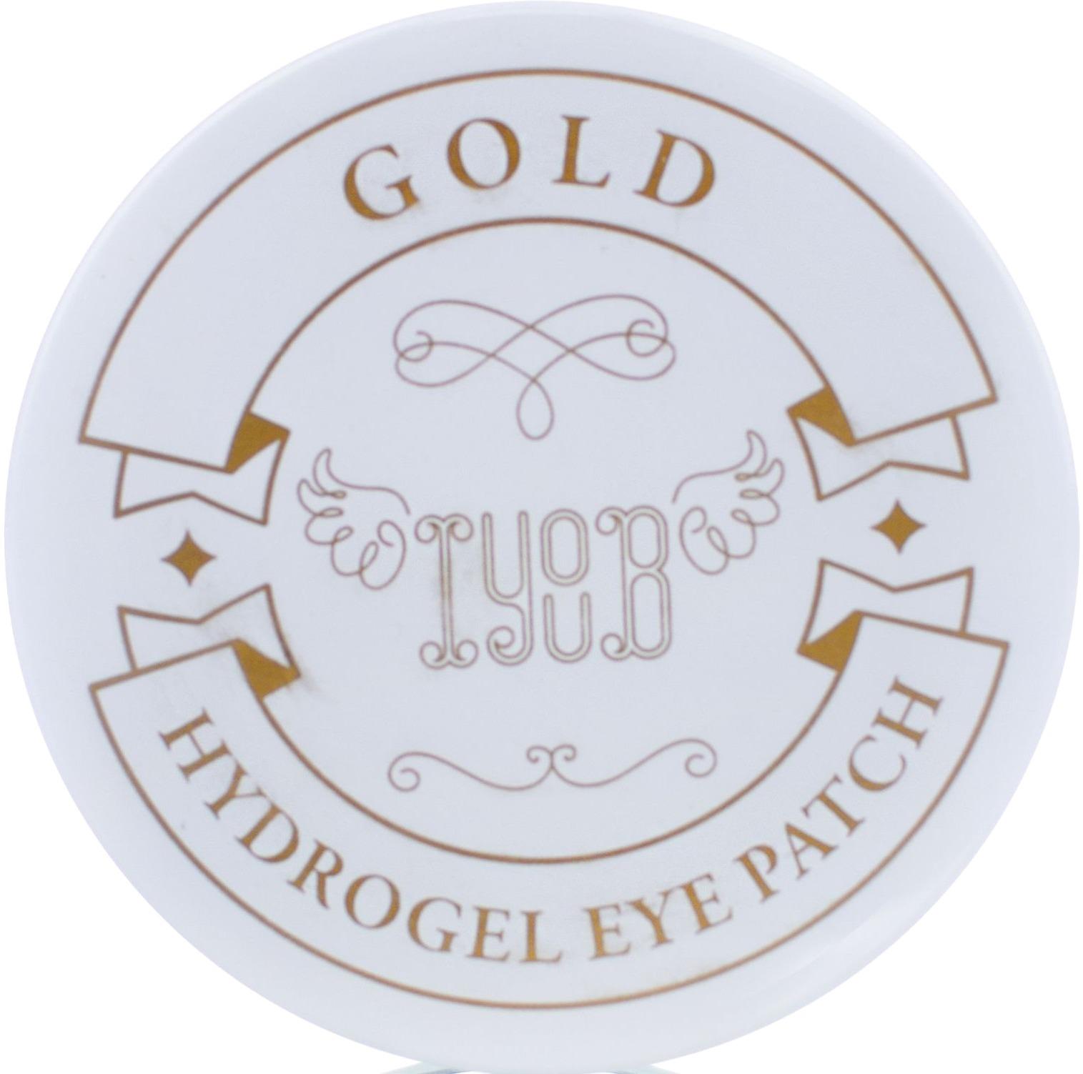 Купить Iyoub Hydrogel Eye Patch Gold