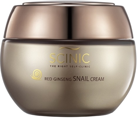 Scinic Red Ginseng Snail Cream фото