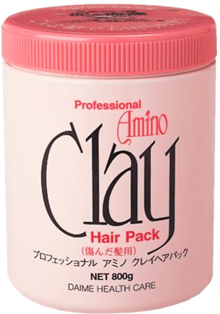 Dime Professional Amino Clay Hair Pack фото