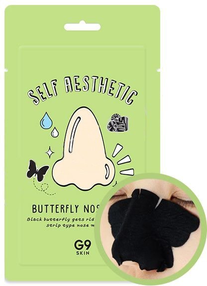 GSkin Self Aesthetic Butterfly Nose Strip фото
