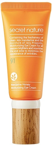 Secret Nature Mandarine Honey Moisturizing Eye Cream фото