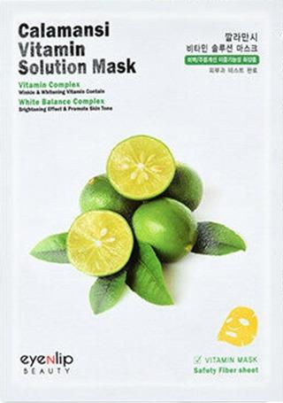 Eyenlip Calamansi Vitamin Solution Mask фото