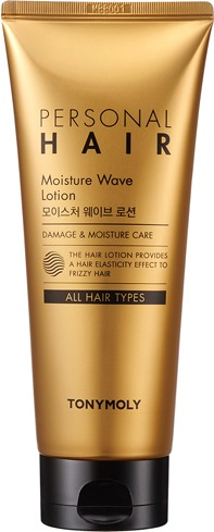 Tony Moly Personal Hair Moisture Wave Lotion
