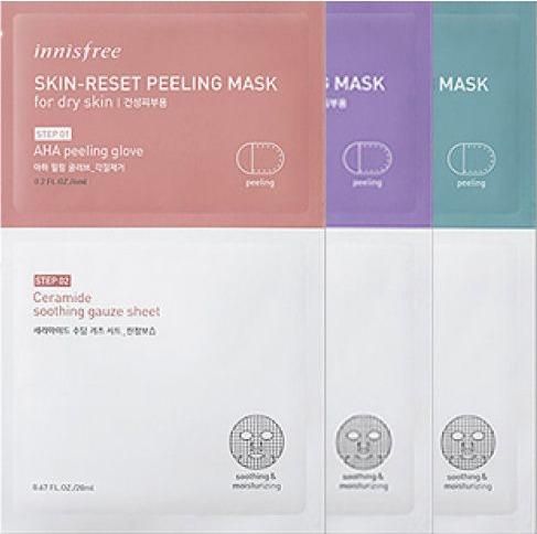Innisfree SkinReset Peeling Mask