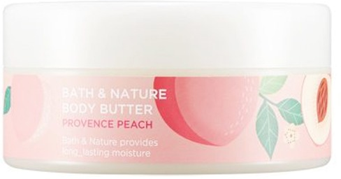 Купить Nature Republic Bath And Nature Provence Peach Body Butter