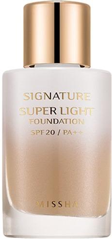 Missha Signature Super Light Foundation SPF PA