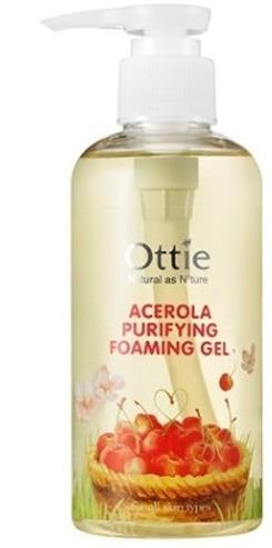 Ottie Acerola Purifying Foaming Gel