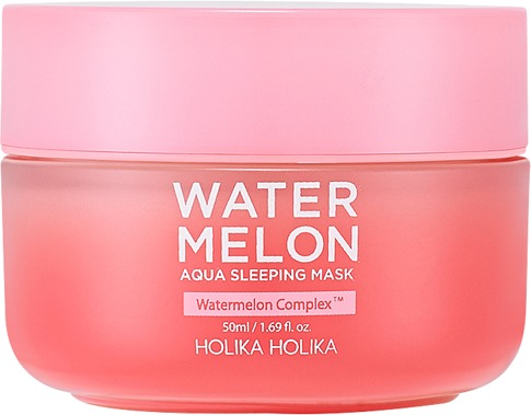Holika Holika Water Melon Aqua Sleeping Mask фото