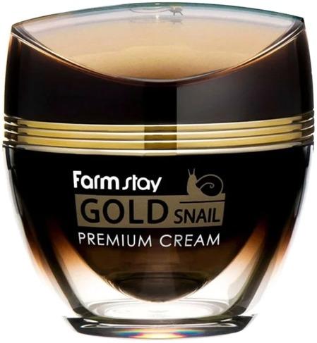 FarmStay Gold Snail Premium Cream фото