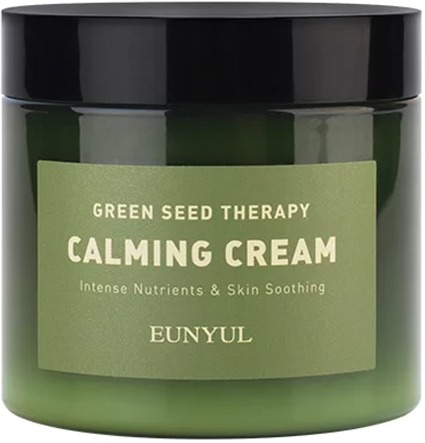 Eunyul Green Seed Therapy Calming Cream фото