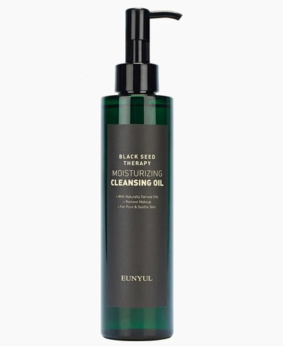 Купить Eunyul Black Seed Therapy Moisturizing Cleansing Oil