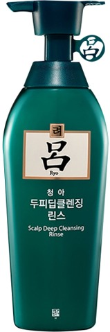 Ryo Scalp Deep Cleansing Conditioner.