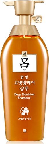 Ryo Deep Nutrition Shampoo.