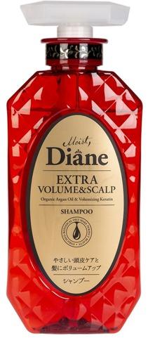 Moist Diane Extra Volume and Scalp Shampoo фото