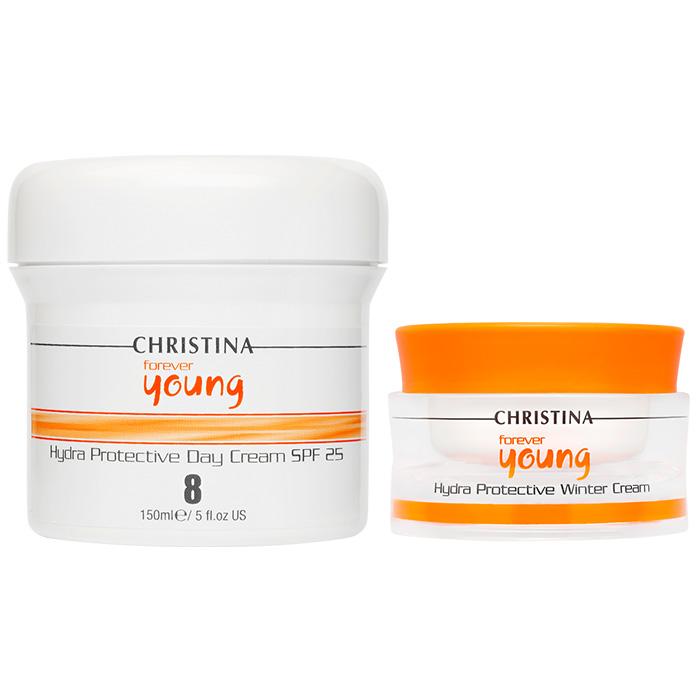 Купить Christina Forever Young Hydra Protective Day Cream SPF
