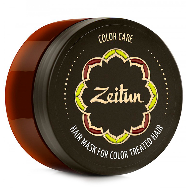 Купить Zeitun Hair Mask Color Care for Color Treated Hair Persian Lime Juice and Himalaya Bee Wax