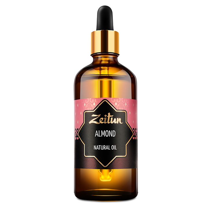Zeitun Almond Natural Oil фото