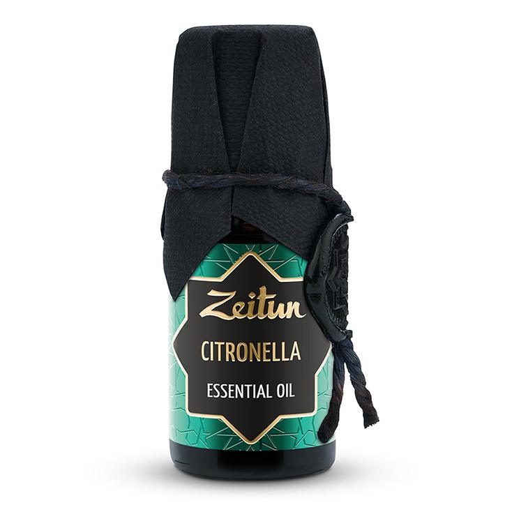 Zeitun Citronella Essential Oil