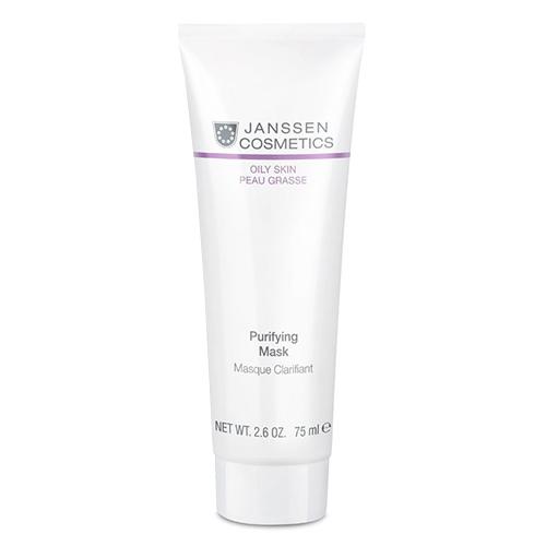 Janssen Cosmetics Oily Skin Purifying Mask фото
