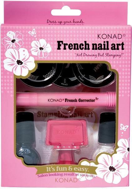Konad French Nail Art