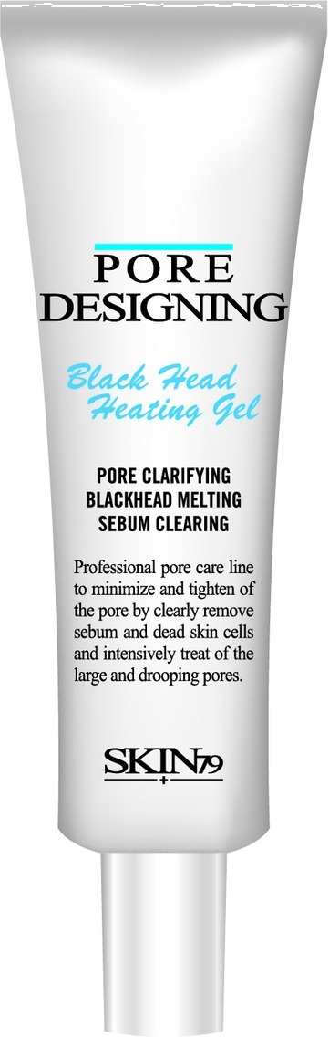 Skin Pore Designing Black Head Heating Gel
