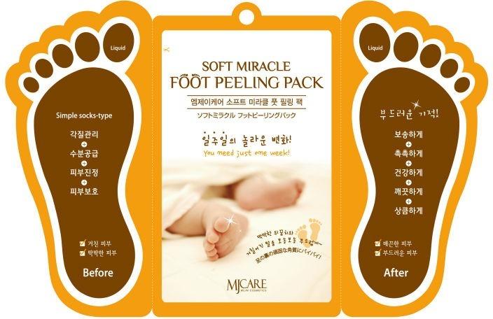 Mijin Cosmetics Foot Peeling Pack