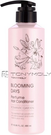 Tony Moly Blooming Days Perfume Hair Conditioner Romantic Garden фото