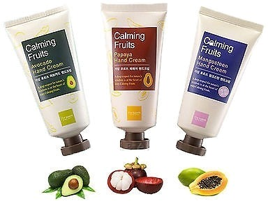 The Saem Calming Fruits Hand Cream