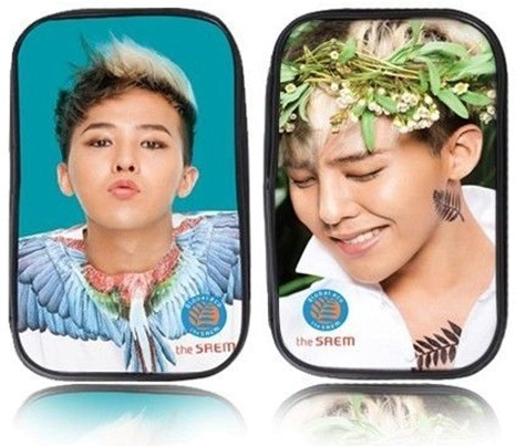 The Saem GD Pouch Flower фото