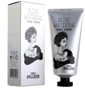 Baviphat Urban Dollkiss Olive Watering Hand Cream фото