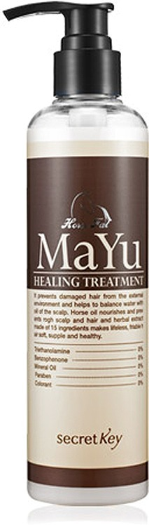 Secret Key Mayu Healing Treatment New