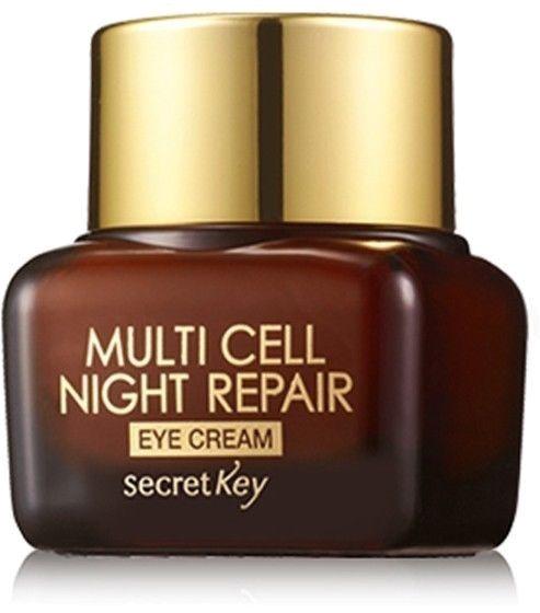 Secret Key Multi Cell Night Repair Eye Cream фото