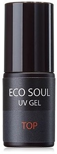 The Saem Eco Soul Nail Collection UV Gel Top Coat фото