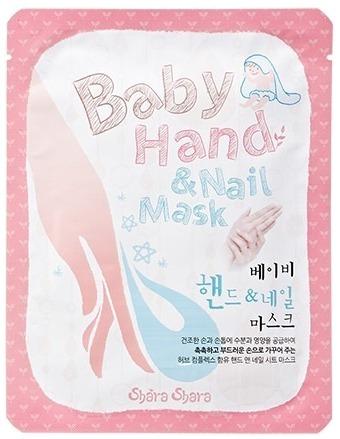 Shara Shara Baby Hand  Nail Mask
