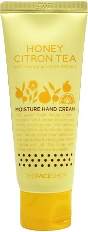 The Face Shop Honey Citron Tea Moisture