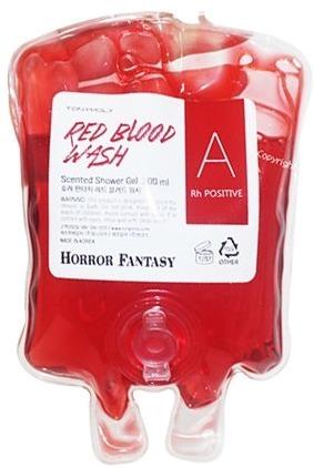 Tony Moly Horror Fantasy Red Blood Wash