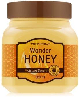 Tony Moly Wonder Honey Moisture Cream фото