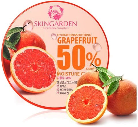 Berrisom Grapefruits Moisture Gel фото