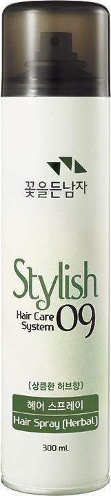 Flor de Man Hair Care System Stylish