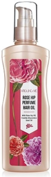 Welcos Around Me Rose Hip Perfume Hair Oil