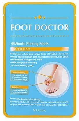 Missha Foot Doctor mins Peeling Mask