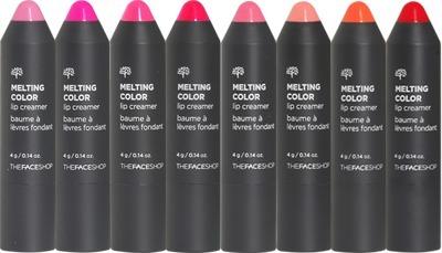 The Face Shop Melting Color Lip Creamer фото