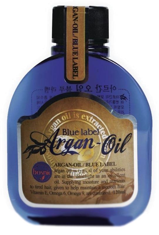 Bosnic Argan Oil Blue Label фото