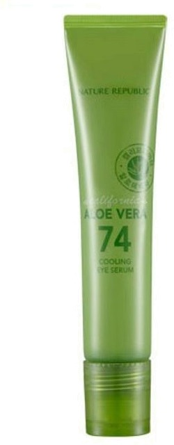 Nature Republic California Aloe Vera  Cooling Eye Serum