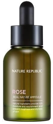 Nature Republic Real Nature Ampoule Rose
