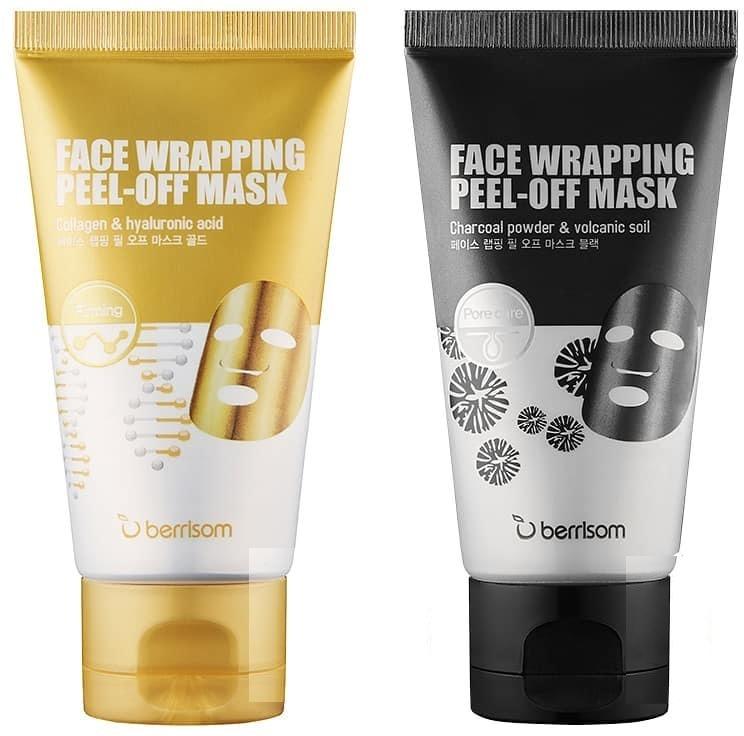 Berrisom Face Wrapping Peeloff Mask