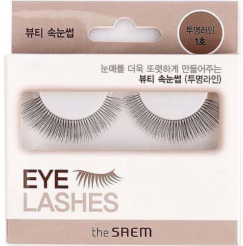 The Saem Eyelash Clear Line фото